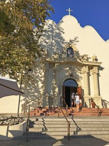 Immaculate Conception Catholic Church, Old Town, San Diego