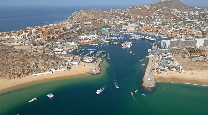 New Aerial Photos Cabo San Lucas 2017